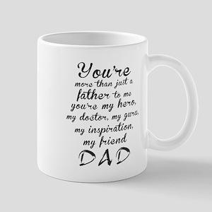 You Are #DAD 11 oz Ceramic Mug