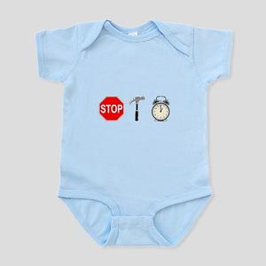 Stop, Hammer Time Infant Bodysuit