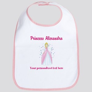 Princess Baby Bib