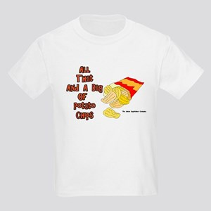 All That and a Bag of Chips Kids T-Shirt