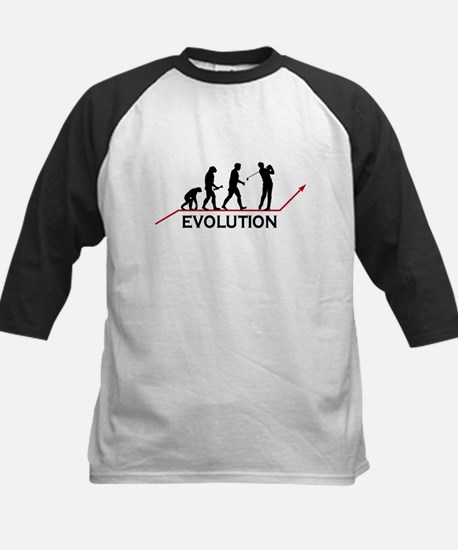 Golf Evolution Kids Baseball Jersey