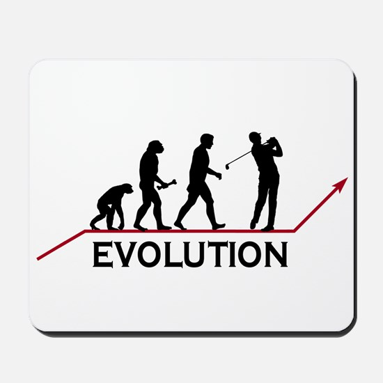 Golf Evolution Mousepad