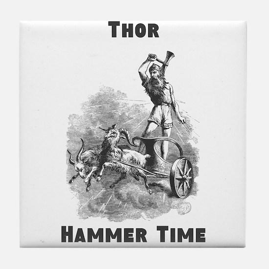 Thor, Hammer Time Tile Coaster