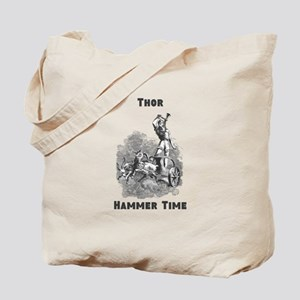 Thor, Hammer Time Tote Bag