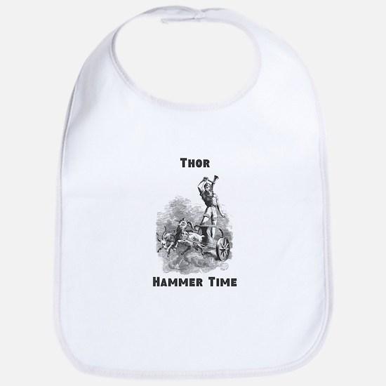 Thor, Hammer Time Bib