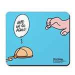 Ride Your Mouse - Mousepad