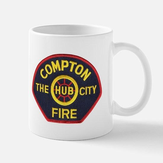Compton Fire Department Mug