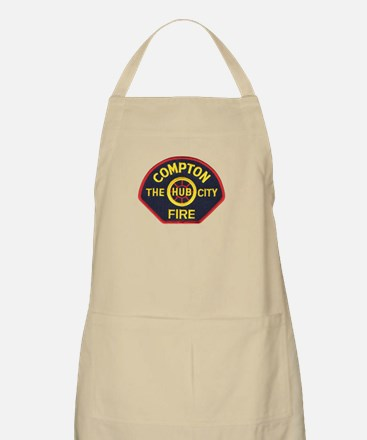 Compton Fire Department Apron