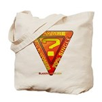 Caution Tote Bag