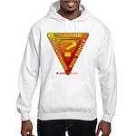 Caution Hooded Sweatshirt