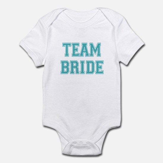 Team Bride Infant Bodysuit
