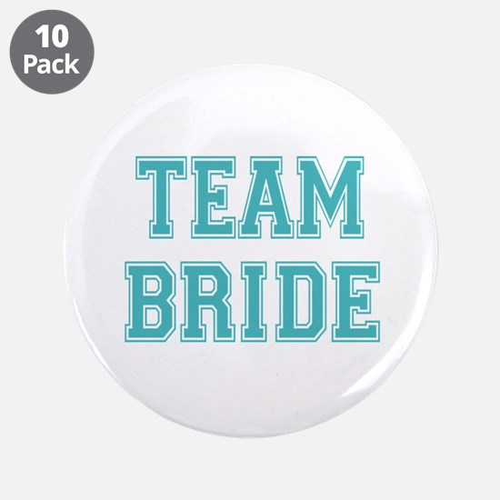 "Team Bride 3.5"" Button (10 pack)"