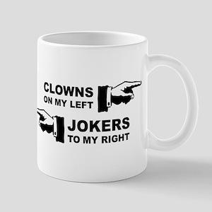 Clowns & Jokers Mug