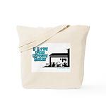I Live For Estate Sales Tote Bag