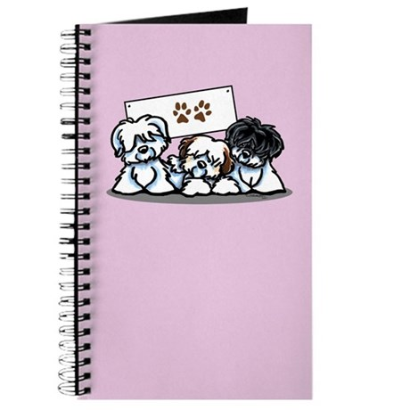 Three Cotons Cute Diary Journal