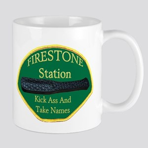 Firestone Station KAATN Mug