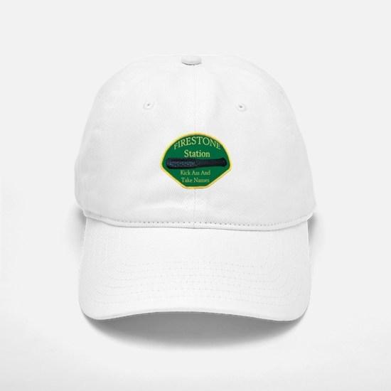 Firestone Station KAATN Baseball Baseball Cap