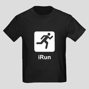 iRun Kids Dark T-Shirt