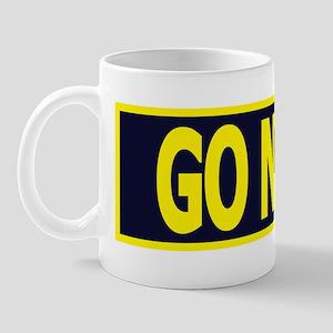 GONAVY1White Mugs