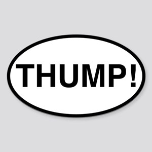 Thump! Sticker