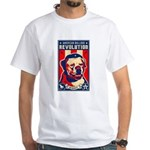 American Bulldog Revolution White T-Shirt