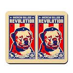 American Bulldog Revolution! Mousepad