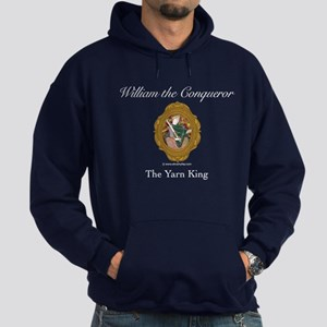 William the Conqueror Hoodie (dark)