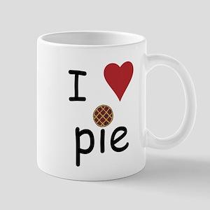 I Love Pie Mug