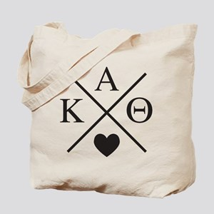 Kappa Alpha Theta Cross Tote Bag