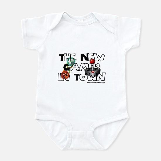 GGC New Gamer Infant Bodysuit (multiple colors))