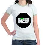 Bored Beyond Belief Jr. Ringer T-Shirt