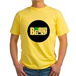 Bored Beyond Belief Yellow T-Shirt