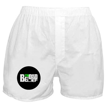Bored Beyond Belief Boxer Shorts