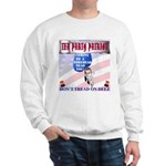 Don't tread on deez! Sweatshirt