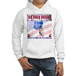 Don't tread on deez! Hooded Sweatshirt