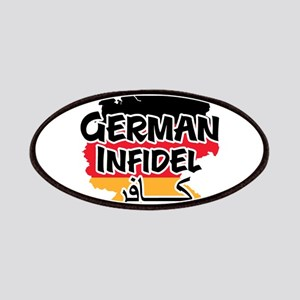 German Infidel Patches