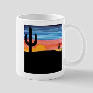 Cactus Sunset Mug