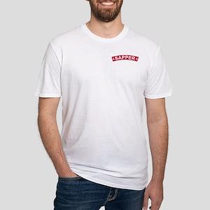 Sapper Freemasons Fitted T-Shirt
