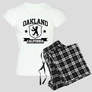 Oakland Heraldry Women's Light Pajamas