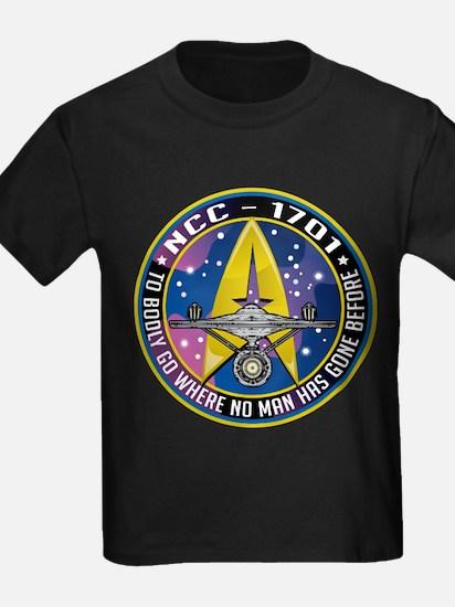 NCC-1701 Mission Patch T