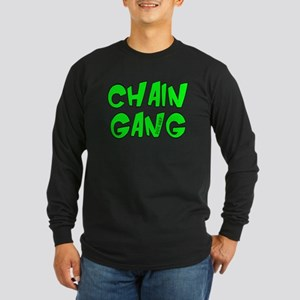 Disc Golf Long Sleeve Dark T-Shirt