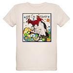 Cat Cancer Organic Kids T-Shirt
