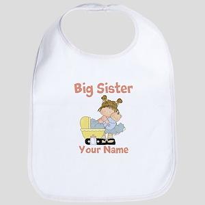 Big Sister Custom Bib