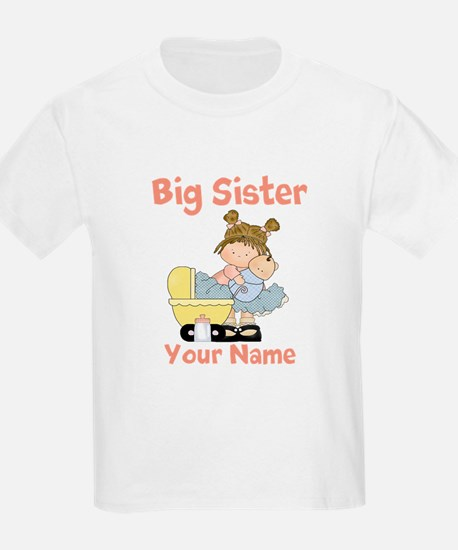 Big Sister Custom T-Shirt