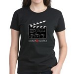 Chigliak Clapboard Women's Dark T-Shirt