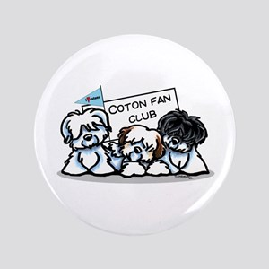 "I Love Cotons 3.5"" Button"