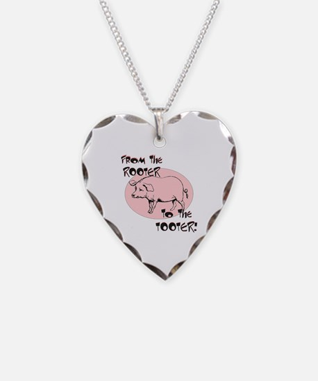 Rooter Tooter Necklace