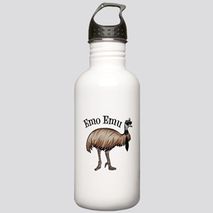 Emo Emu Stainless Water Bottle 1.0L