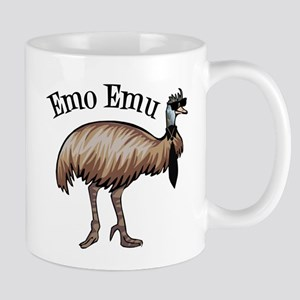 Emo Emu Mug