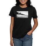 Olson Cottages Door County Women's Dark T-Shirt